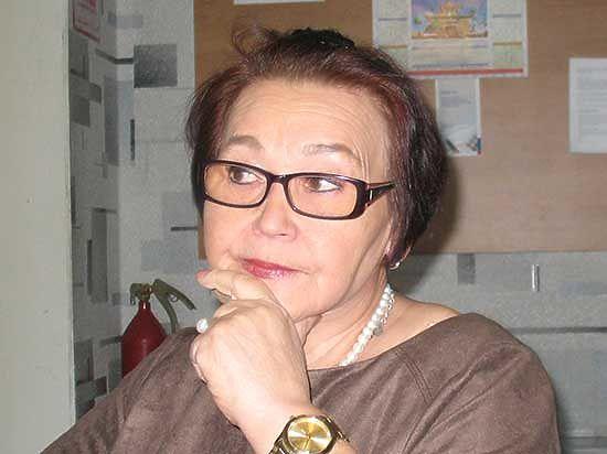 Людмила Намсараева: «В культуру пришли дерзкие и безнравственные молодые личности…»