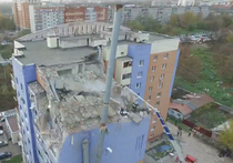 ЧП в Рязани: жильцов заставили взорвать свой дом