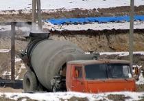 Строительство полигона ТБО в Джидинском районе началось задолго до проведения аукциона