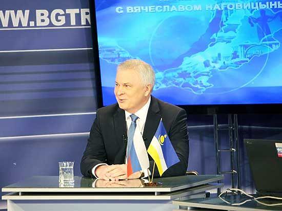 Глава Бурятии Вячеслав Наговицын засобирался на выборы