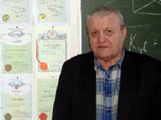 Одним из авторов нового школьного учебника по технологии стал наш земляк, изобретатель Игорь Иванов