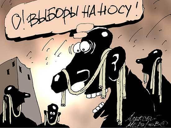 Почему Мархаеву выгодно заманить Цыденова в борьбу на 16-м избирательном округе