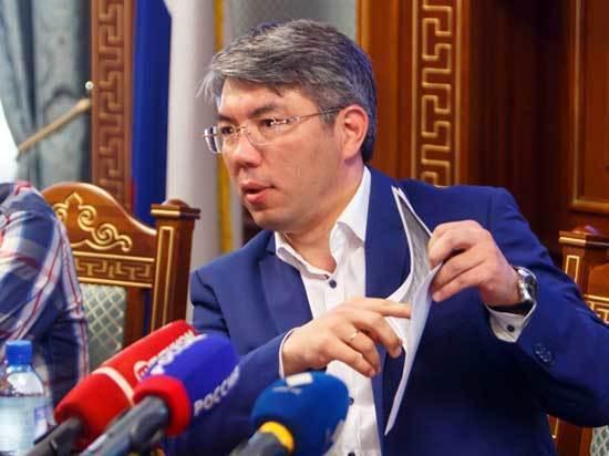 И.о. главы Бурятии Алексей Цыденов подвел итоги первых 100 дней работы