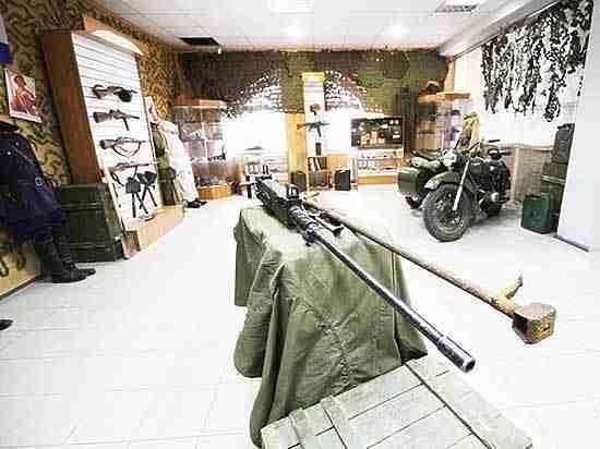 В Улан-Удэ открылся первый частный военно-исторический музей