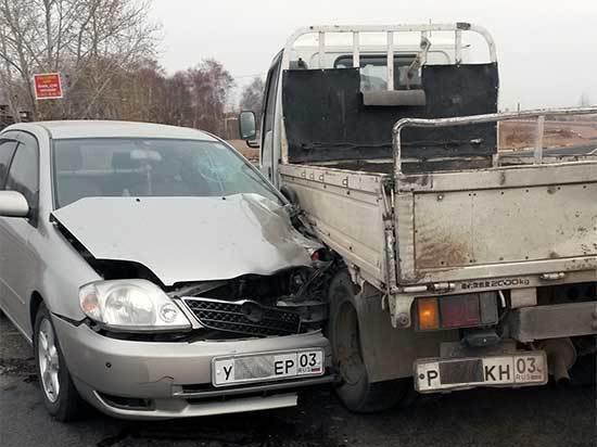 Жителю Гусиноозерска грозит уголовная ответственность за ДТП
