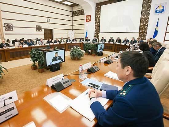 Бурятия просит еще 40 млрд.рублей на охрану Байкала