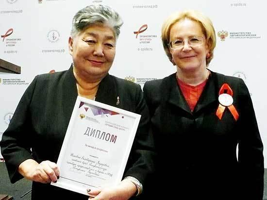 В Бурятии отметили всемирный день борьбы со СПИДом