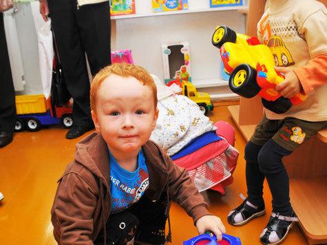 В Таганроге уменьшится очередь в детские сады